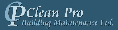 Clean Pro Building Maintenance Ltd.
